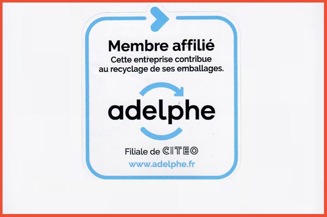 Logo Entreprise Recyclage ADELPHE